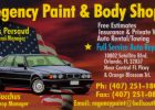 Paint & Body Work